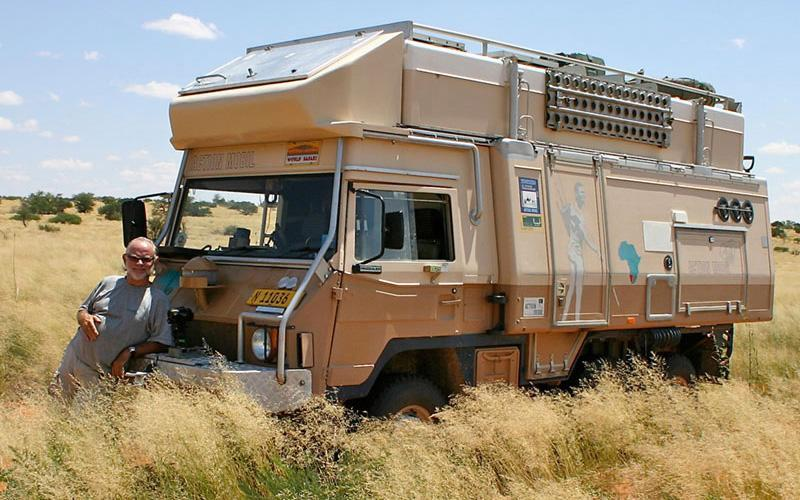 Customer Feedback Pinzgauer