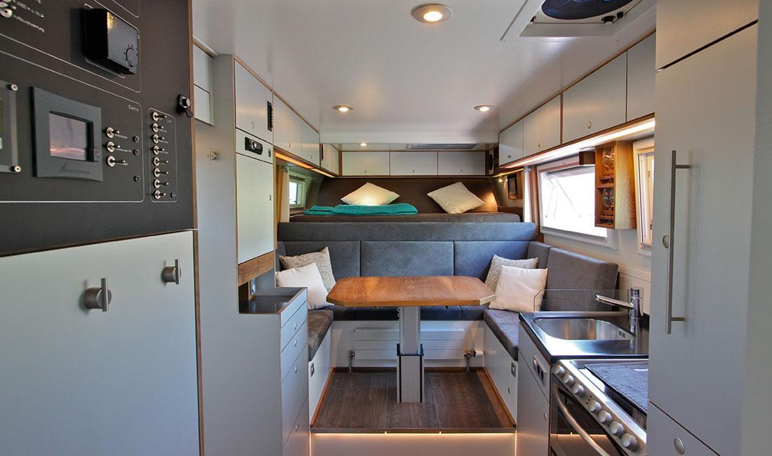 First Time Driver >> Atacama | world travelling motor homes made by Actionmobil