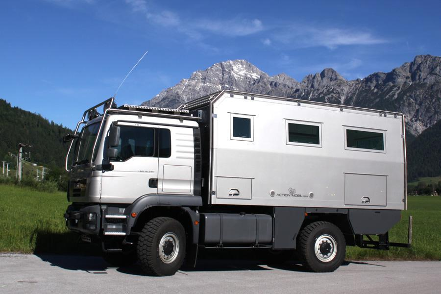 Atacama 5200 HB all-wheel motorhome