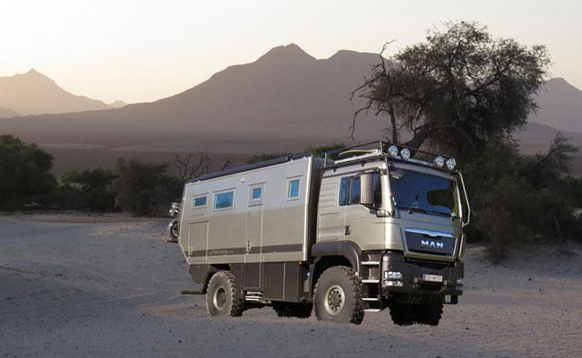 Offroad-expedition-motor home ATACAMA-5800