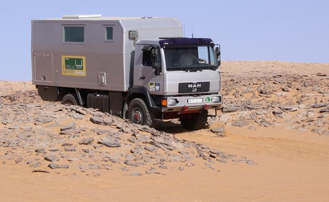 Off road camper Temet 5000
