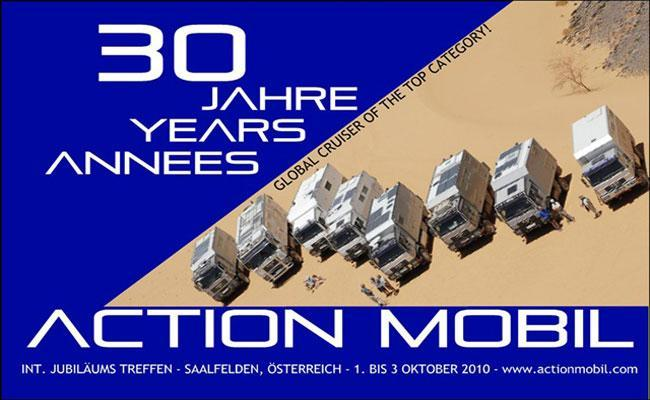 30 years ACTION MOBIL